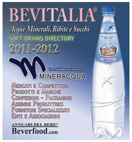 annuario acque minerali beverfood