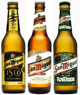 bottiglie marche San Miguel