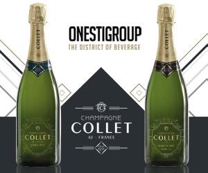 Green Happy 50th Birthday champagne Bottle Label celebrazione regalo per donne e uomini.