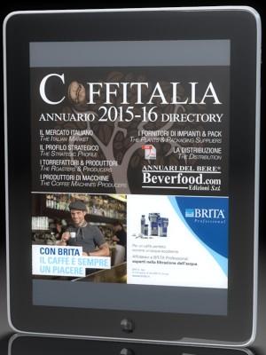 Coffitalia Annuario Caffè Italia 2015-16