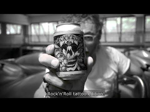 Baladin Rock'n'Roll Tattoo #2