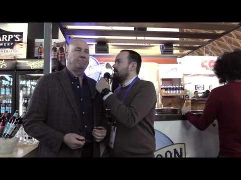 Sandro Vecchiato presenta le novità di Interbrau a Beer Attraction 2017
