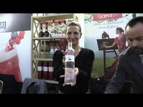 Christina Stolcis di Roner Distillerie Aperitivi&Co Experience 2016 intervista Beverfoo.com