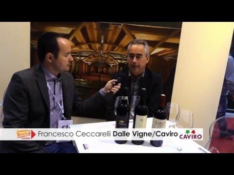Francesco Ceccarelli Dalle Vigne Caviro Vinitaly 2016 intervista Beverfood.com