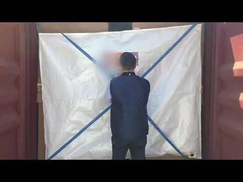 Video Tenda di Sicurezza Gonfiabile