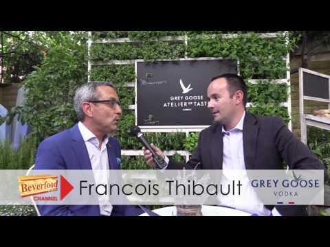 Francois Thibault vodka Grey Goose Ateler of Taste - Milano 19 Giugno 2017