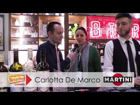 Carlotta De Marco - Martini Caffè Torino - Negroni Martini Riserva Speciale a Aperitivi & Co 2018