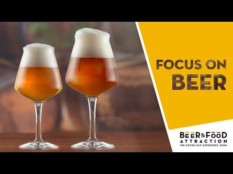 Focus on BEER - Beer&Food Attraction 2021