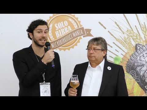 Romano Gnesotto del concorso Solobirra a Hospitality 2020