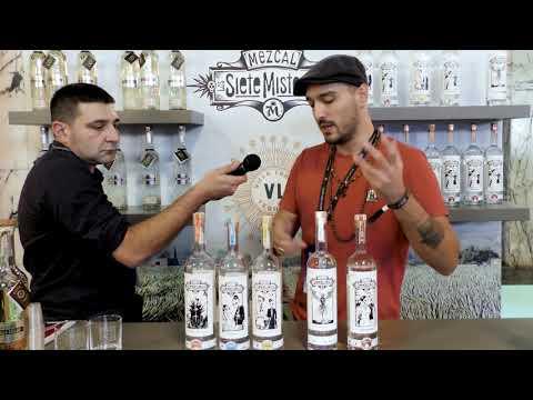 Giorgio Andrea Di Fazio presenta Tequila Villa Lobos e i Mezcal Siete Misterios