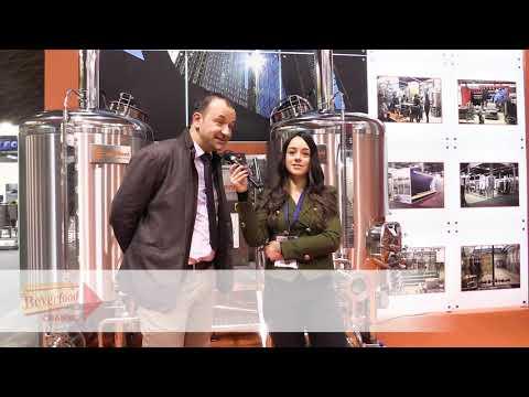 Intervista a Federico Anselmi di Spadoni - Beer Attraction 2018