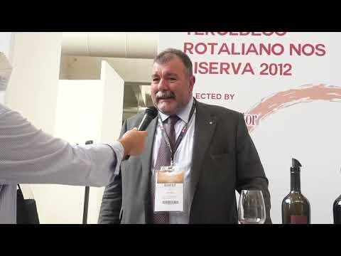 Luca Rigotti di Mezzacorona a OperaWine 2021