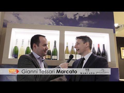 Gianni Tessari Marcato Vinitaly 2016 Intervista Beverfood.com