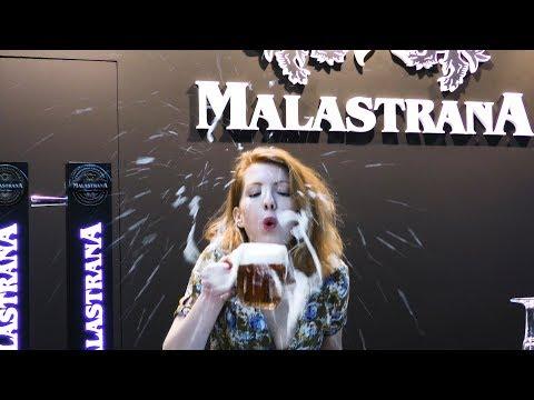 Pulcherio Scutti di Malastrana a Beer Attraction 2019