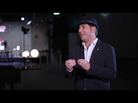 Dardano (conduttore radiofonico) intervista Dabove - Kuaska - degustatore e giudice internazionale