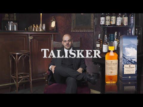 Whisky For Breakfast: Talisker 10: Storia ed Assaggio