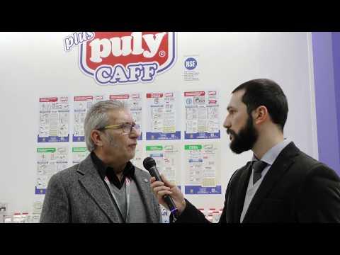 Gianfranco Carubelli di Asachimici/Pulycaff al SIGEP 2020