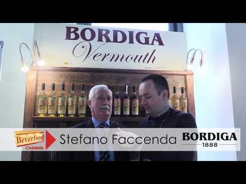Stefano Faccenda presenta Bordiga Vermouth a Aperitivi&co 2018