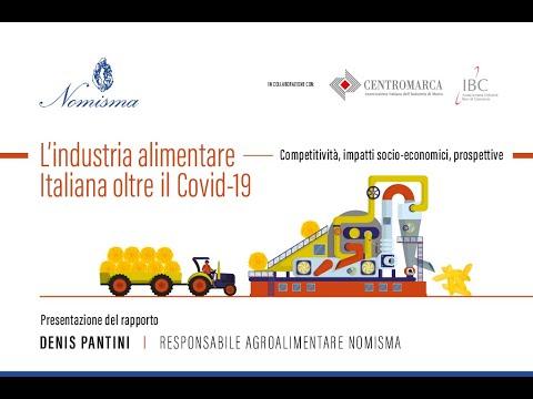 Denis Pantini - L'industria alimentare oltre il Covid 19