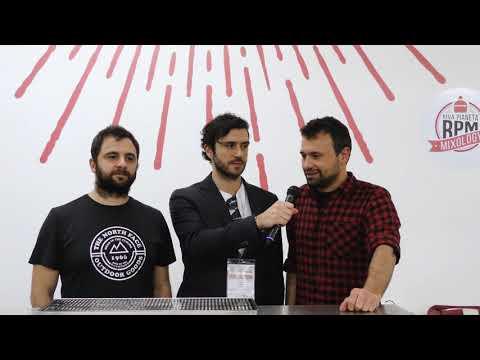 RPM Riva Pianeta Mixology 2020 - Alessandro Ceccarelli e Federico Mastellari di Drink Factory