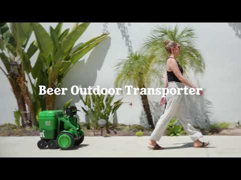Heineken B.O.T. (Beer Outdoor Transporter