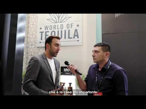 Stelios Papadopoulos, global brand ambassador di Jose Cuervo presenta The World of Tequila