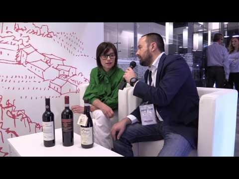 Roberta Corrà GIV - Gruppo Italiano Vini intervista Vinitaly 2017