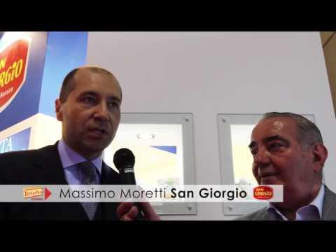 Massimo Moretti San Giorgio Schiacciatine Venditalia 2016 Intervista Beverfood.com