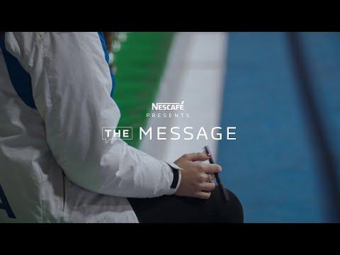 Nescafé – The Message