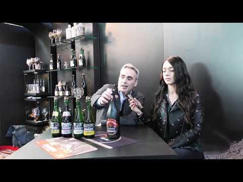 Giancarlo Trizzullo di John Martin a Beer Attraction 2019