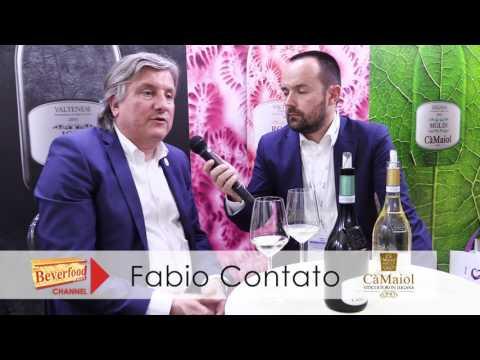 Cà Maiol - Fabio Contato intervista a Vinitaly 2017 - Lugana