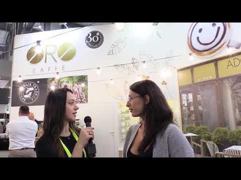 Oro Caffè - Elisa Toppano intervista a Host 2017