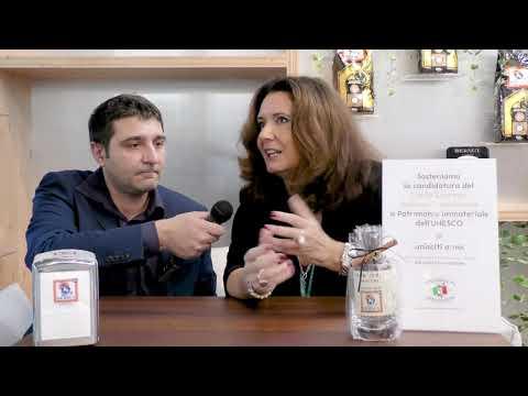 Intervista a Lara Caballini di Sassoferrato di Dersut Caffè a Host 2019