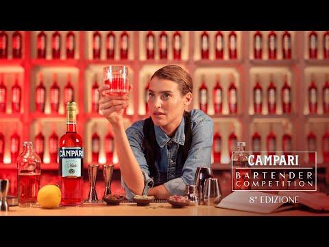 Campari Bartender Competition - 8^ Edizione