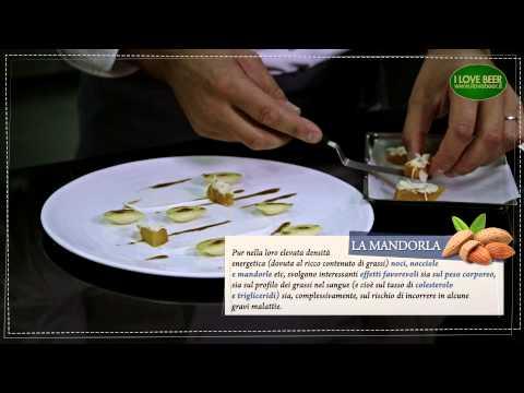 Il menù perfetto // Ravioli di mandorla e maionese alla Birra Moretti Baffo d'Oro e zucca