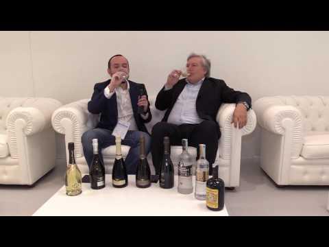 Alessandro Picchi - Gruppo Gancia - Intervista a Vinitaly 2017