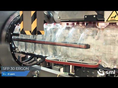 SFP 30 ERGON stretch-film packer