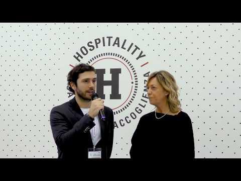 Carla Costa di Riva del Garda Fierecongressi a Hospitality 2020