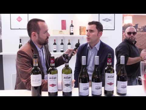 Castello Di Meleto - Francesco Montalbano intervista a Vinitaly 2017