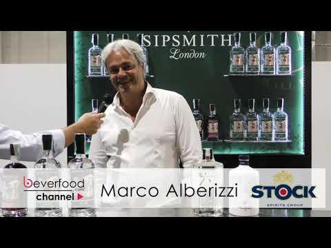 Marco Alberizzi di Stock Spirits Group al theGINday 2021