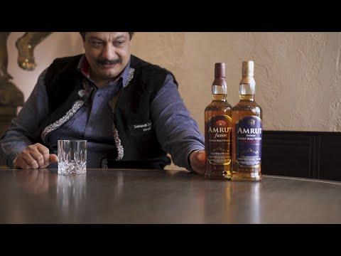 Whisky Indiano: abbiamo assaggiato Amrut con chi se ne intende