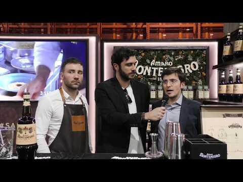"""Daniele De Angelis e Michael Limoni di """"Amaro Montenegro"""" ad Aperitivi&Co Experience 2019"""