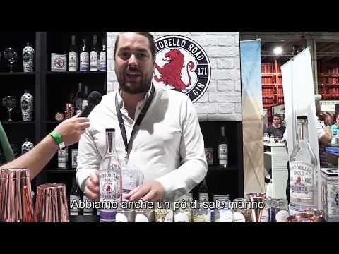 Portobello Road Gin al TheGINDay 2018