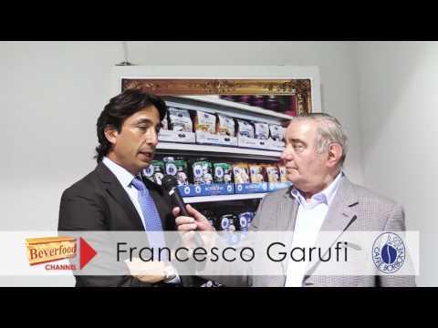 Francesco Garufi, Caffè Borbone intervista a TuttoFood 2017