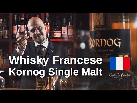Whisky For Breakfast: Whisky Francese, prova d'assaggio: Kornog Single Malt