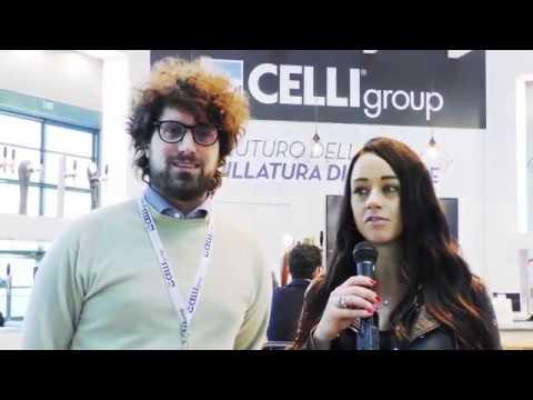 Cesare Schiatti presenta Celli IntelliDraught a Beer Attraction 2019