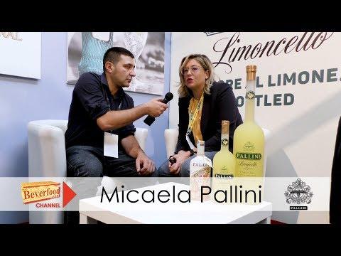 Micaela Pallini di Pallini SpA al Roma Bar Show 2019