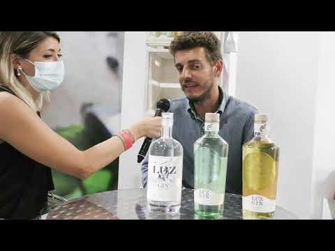 Alessandro Marzadro di Distilleria Marzadro - Gin Luz al theGINday 2021