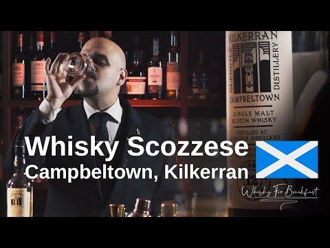 Whisky For Breakfast: Campbeltown, prova d'assaggio: Kilkerran 12 anni