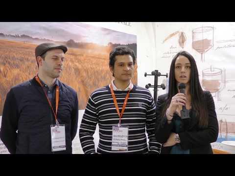 Gian Franco Regnicoli e Michele Sensidoni a Craft Beer Italy 2019